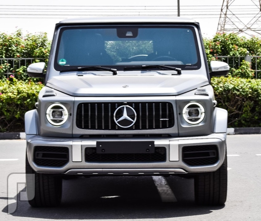 مرسيدس G63 Stronger Edition موديل 2020 (جديد)