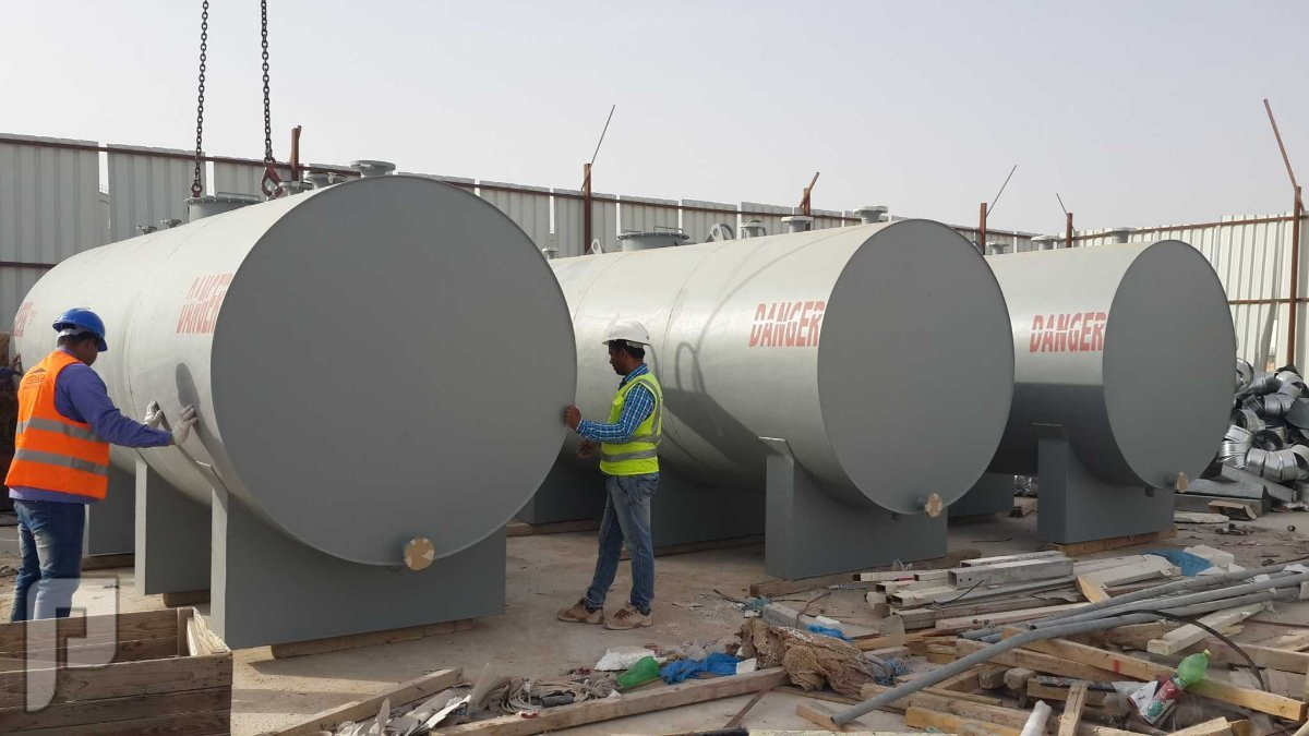 خزانات وقود تصنيع جميع انواع خزانات الوقود خزان وقود