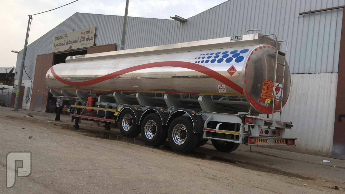 خزانات وقود تصنيع جميع انواع خزانات الوقود تانكي المنيوم