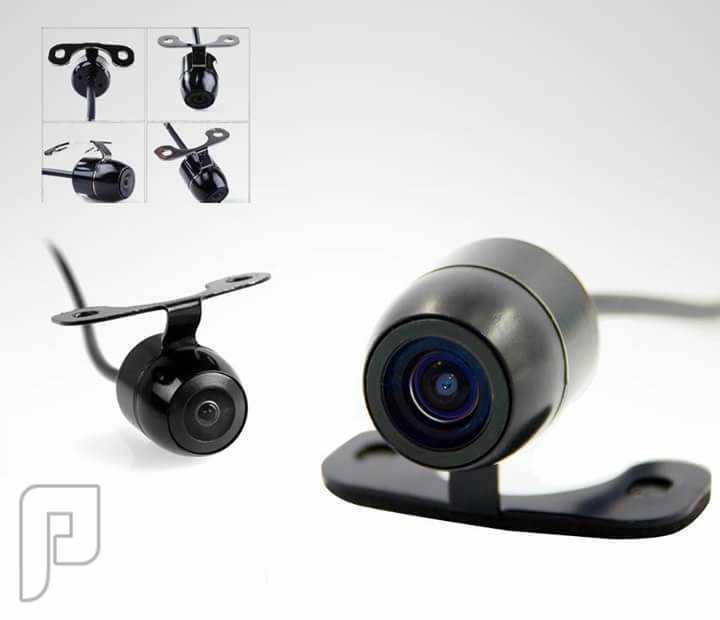 كاميرة الرجوع الخلفية للسيارة مضادة للمياة زاوية عرض عالية الوضوح 170 درجة