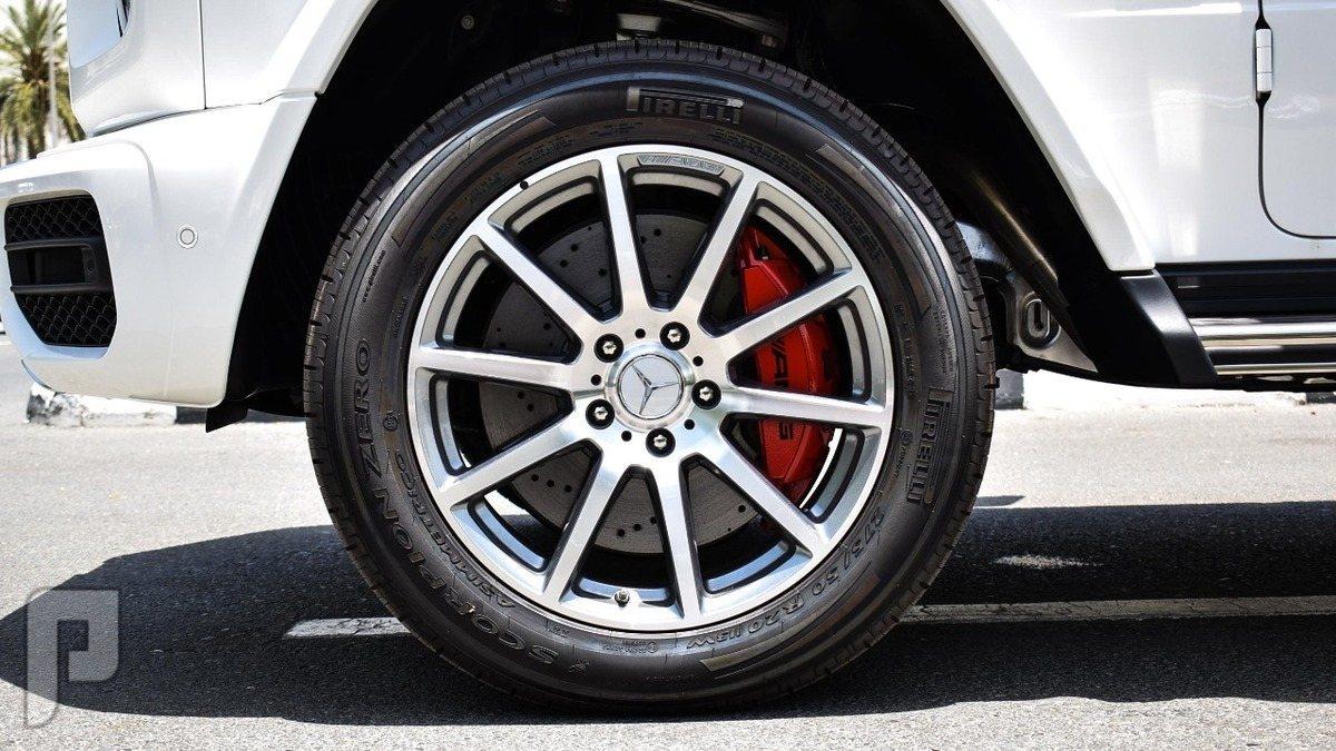 مرسيدس G63 AMG Edition موديل 2020 (جديد)