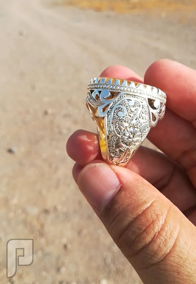 خاتم ملكي من الدرجه الاولى فخامه من اعلى المستويات vip