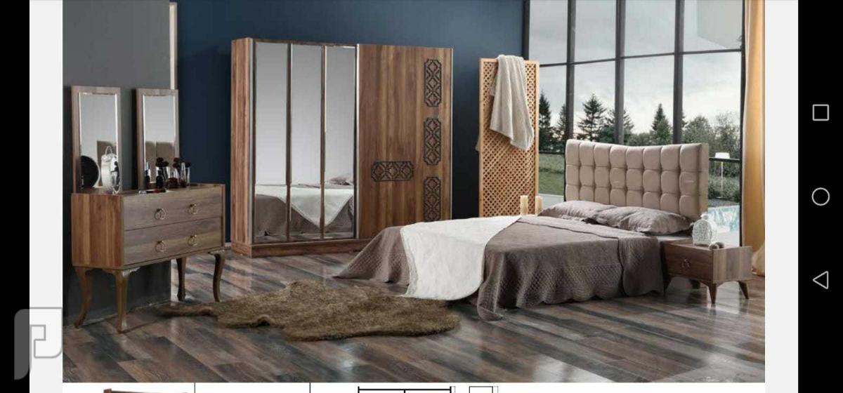 غرف نوم تركي مميزة وانيقة  وتركيب لجدة