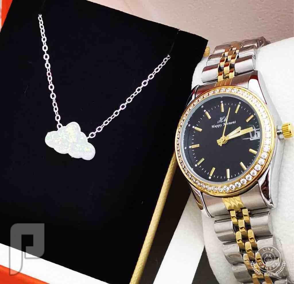 ساعة شكل رولكس