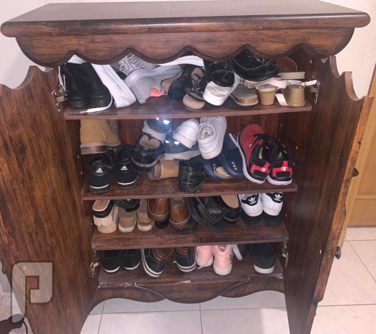 خزانة احذيه للبيع