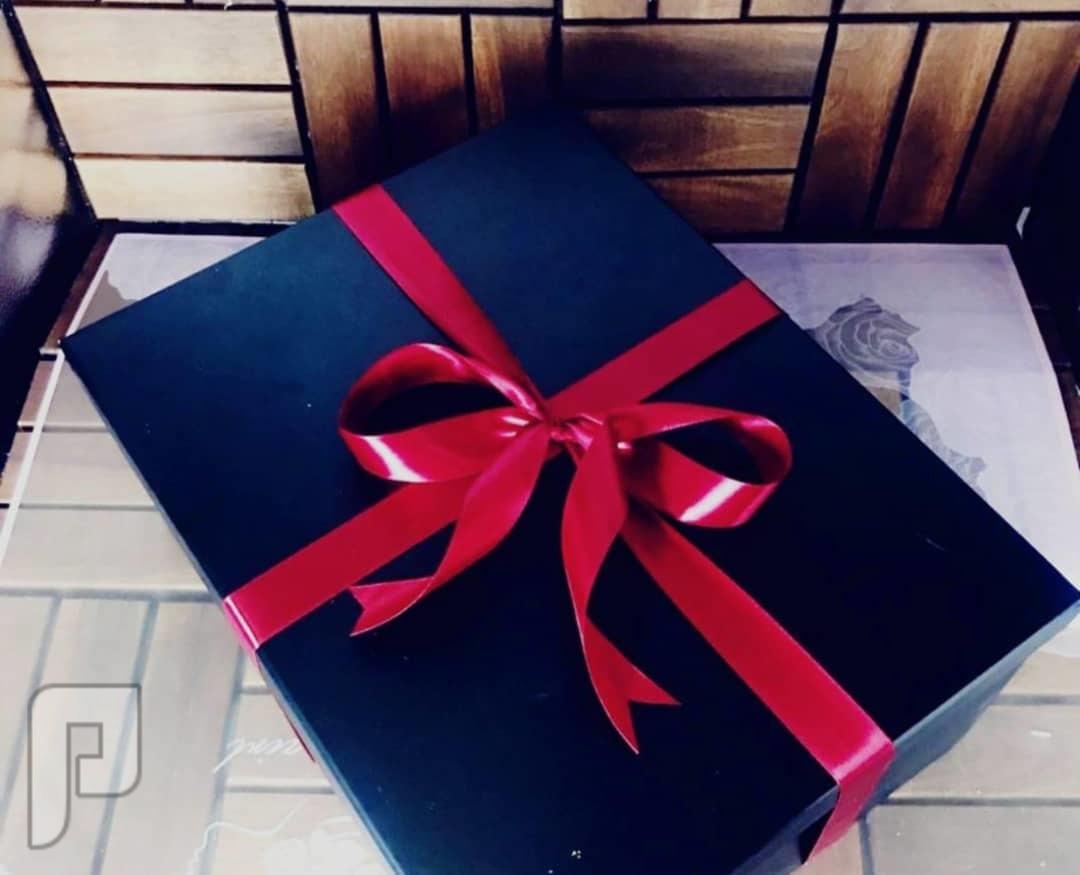 من ريتشي طقم هدايا رجالي مع تصميم حسب الطلب  (للاهداء المميز)