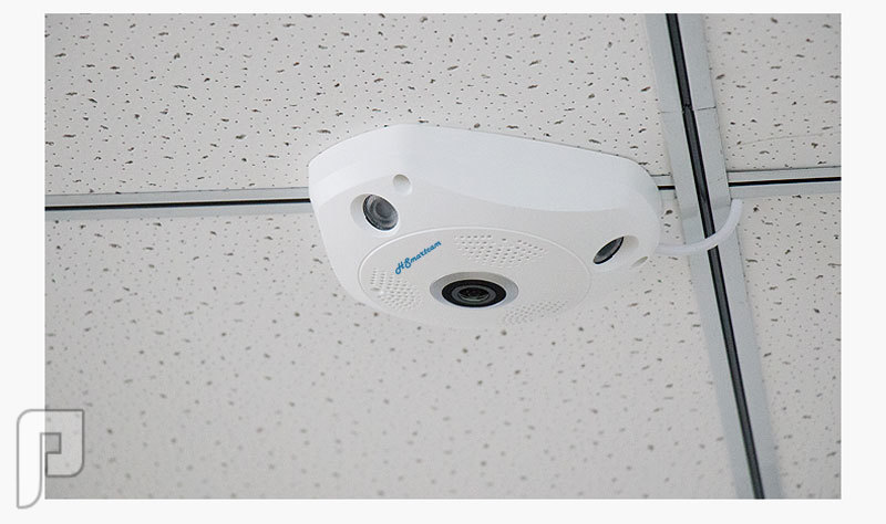 كاميرا مراقبة عاليه الجود vr 360 درجة بانوراما لاسلكية  مع التركيب والضمان