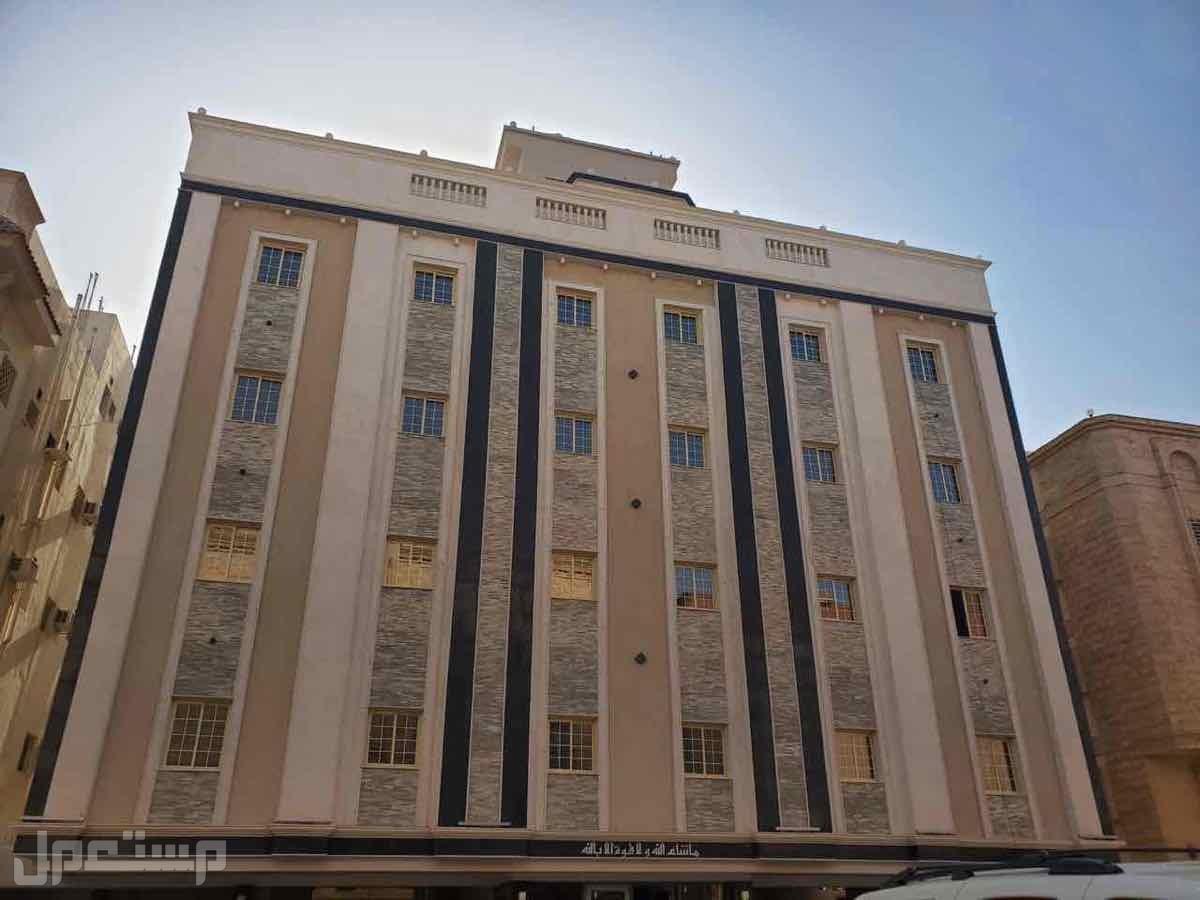 شقه 6غرف بحي الصفا جوار مستشفى عبداللطيف جميل افراف فوري