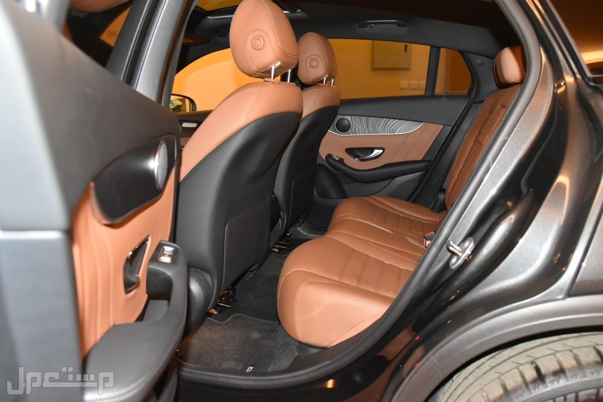 مرسيدس GLC 200 AMG كوبيه موديل 2020 شبه زيرو