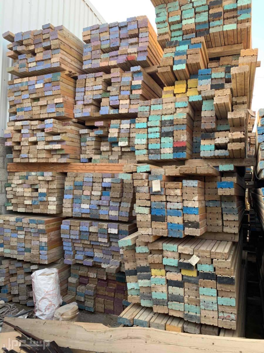أخشاب الدوكا للسقالات وتصلح للبيوت الشعبية