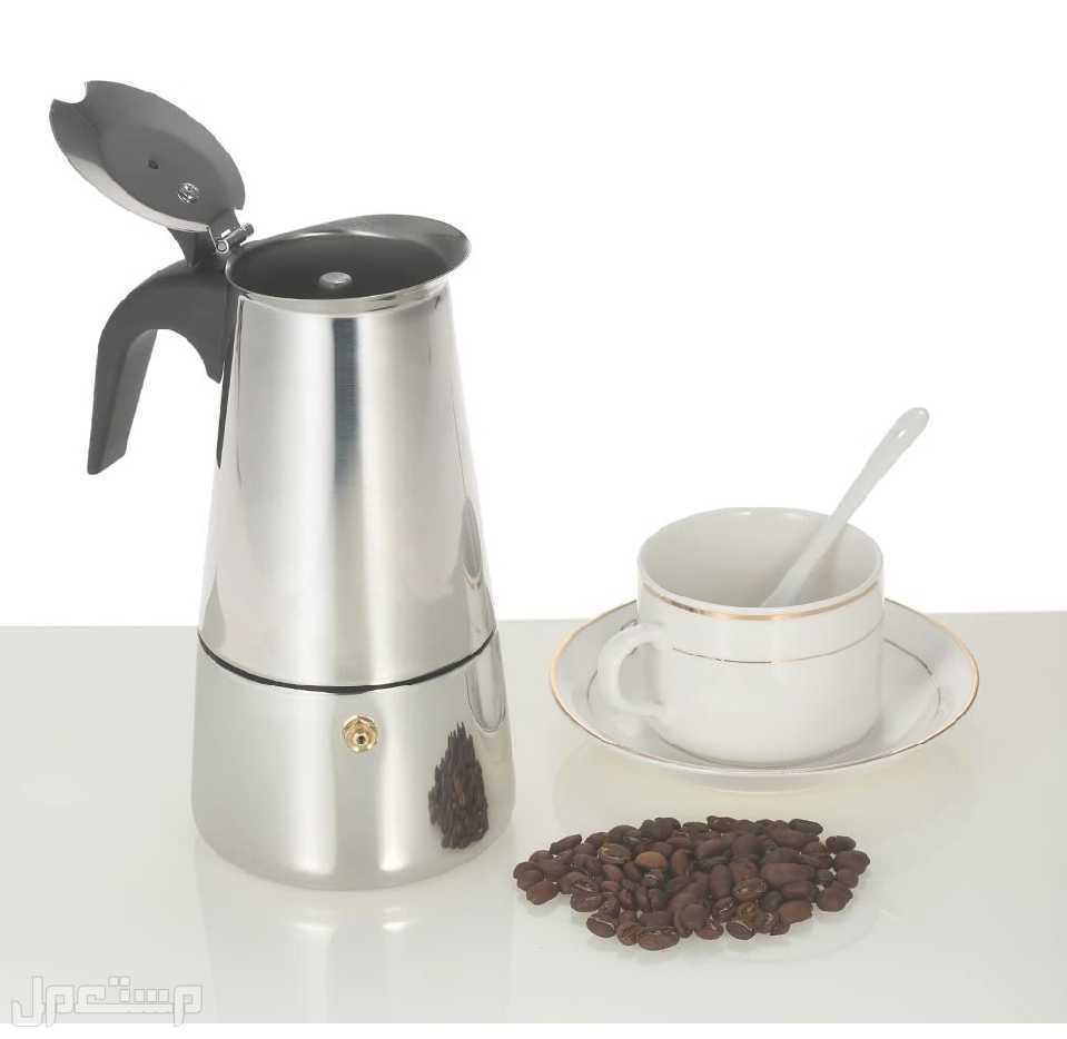 موقد القهوة صانع موكا