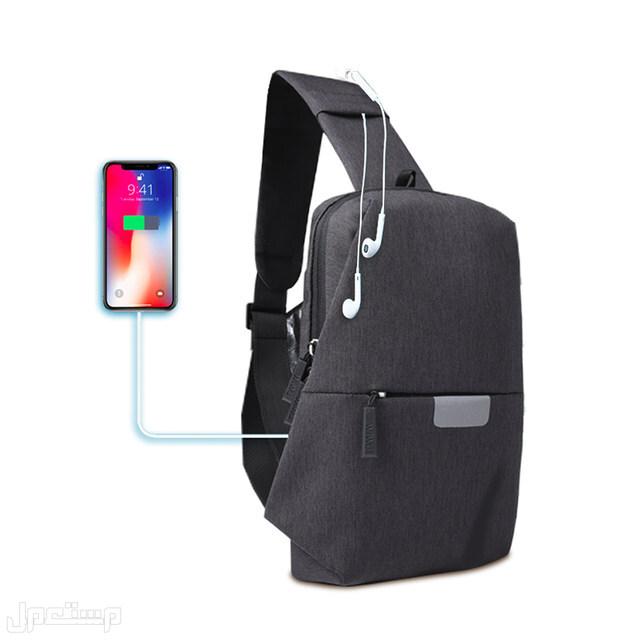 حقيبة كروس بودي الذكية