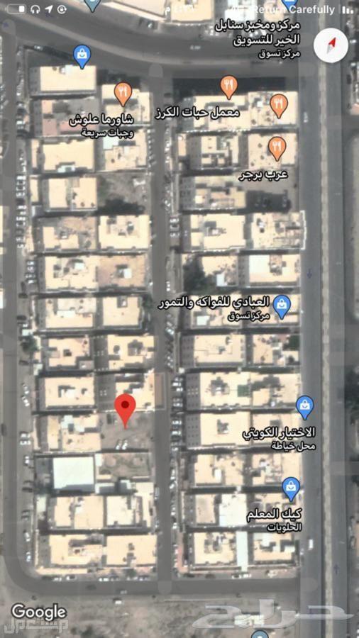 ارض للبيع بمكه الشرايع مخطط 12 خلف الاختيار الكويتي