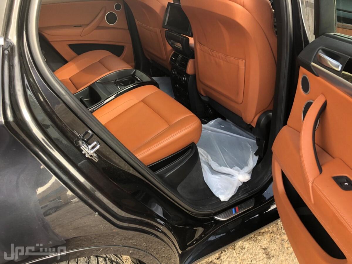 جيب BMW x6 فل كامل2010 نظيف ماشاءالله تبارك الله