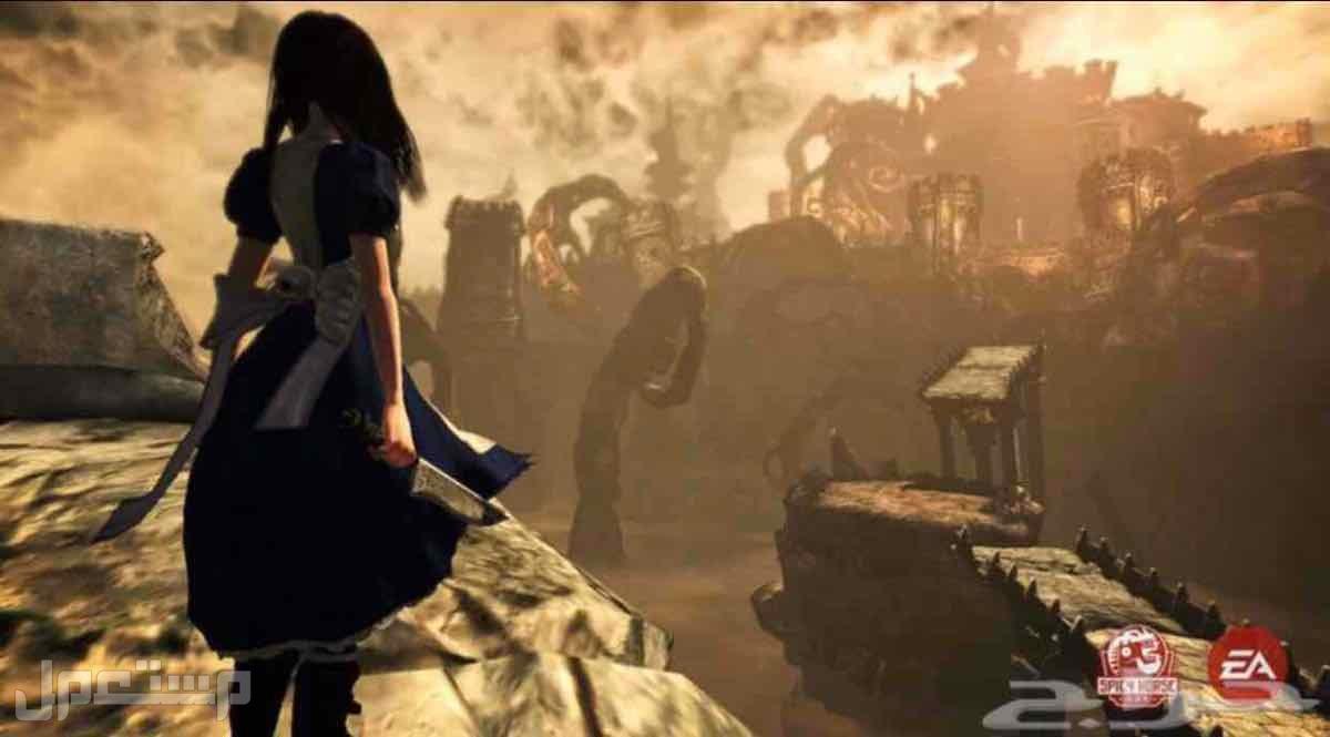 لعبة Alice madness returns ps3.  للبليستيشن 3