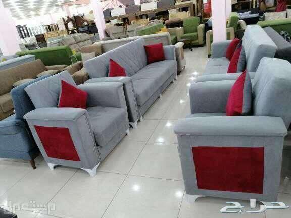 طقم كنب كلاسيك يصبح سرير صناعة تركية 100%
