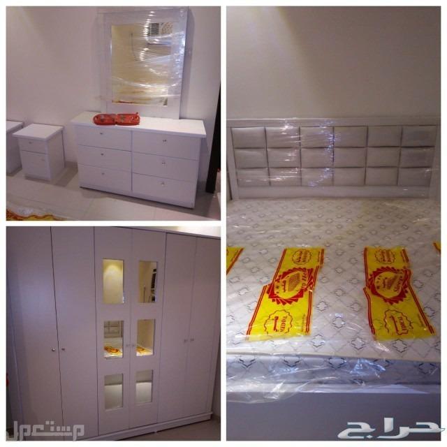 غرف نوم جديد مع التوصيل والتركيب