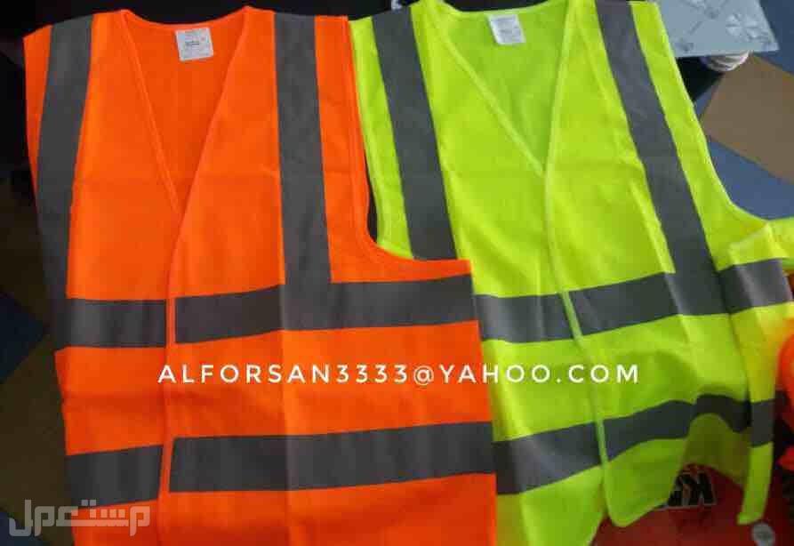 سترة سلامة عاكسة للعمال والمهندسين والمشرفين والمراقبين حماية سترة