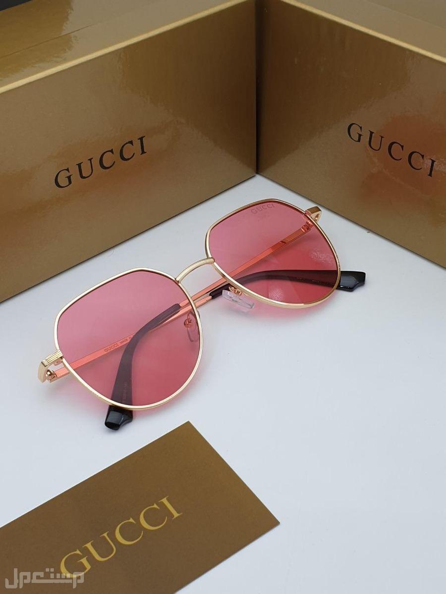 نظارات قوتشي مع الملحقات لا يفوتكم