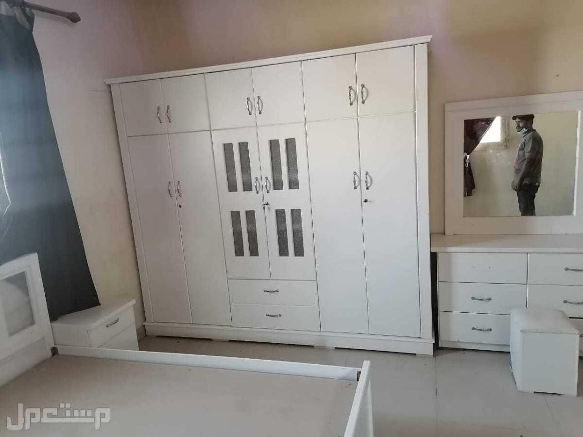 غرفة نوم للبيع شبه الجديد لتواصل الرياض