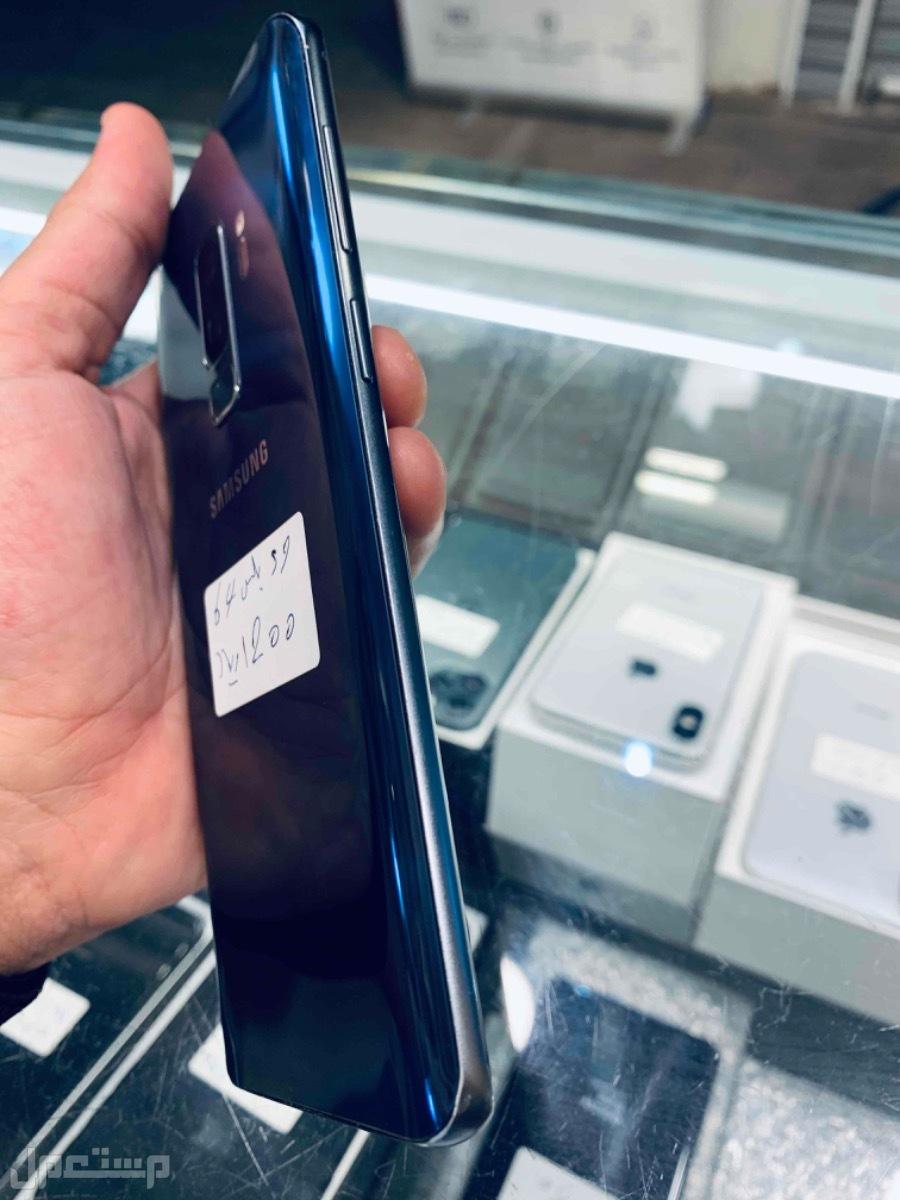 للبيع سامسونج s9 بلس مستخدم