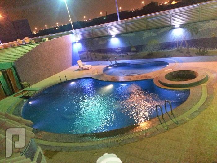 استراحة النجوم شمال الرياض