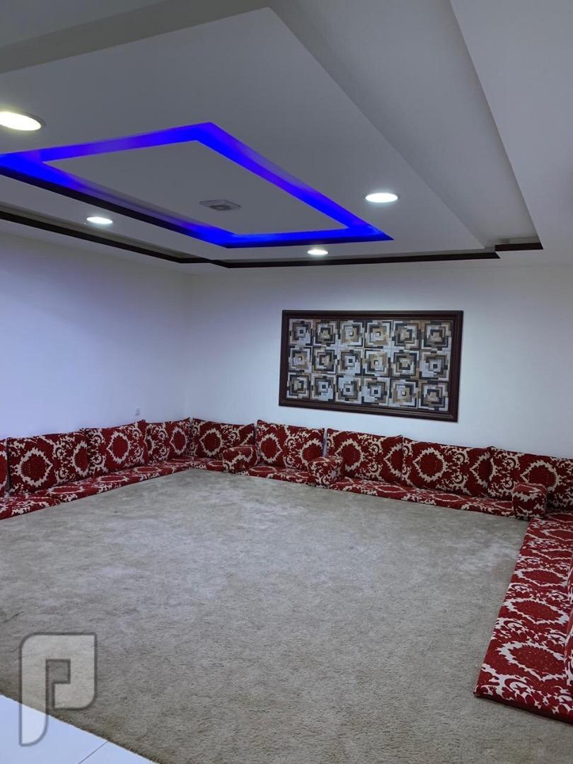 للايجار استراحات شباب شمال الرياض صورة المجلس