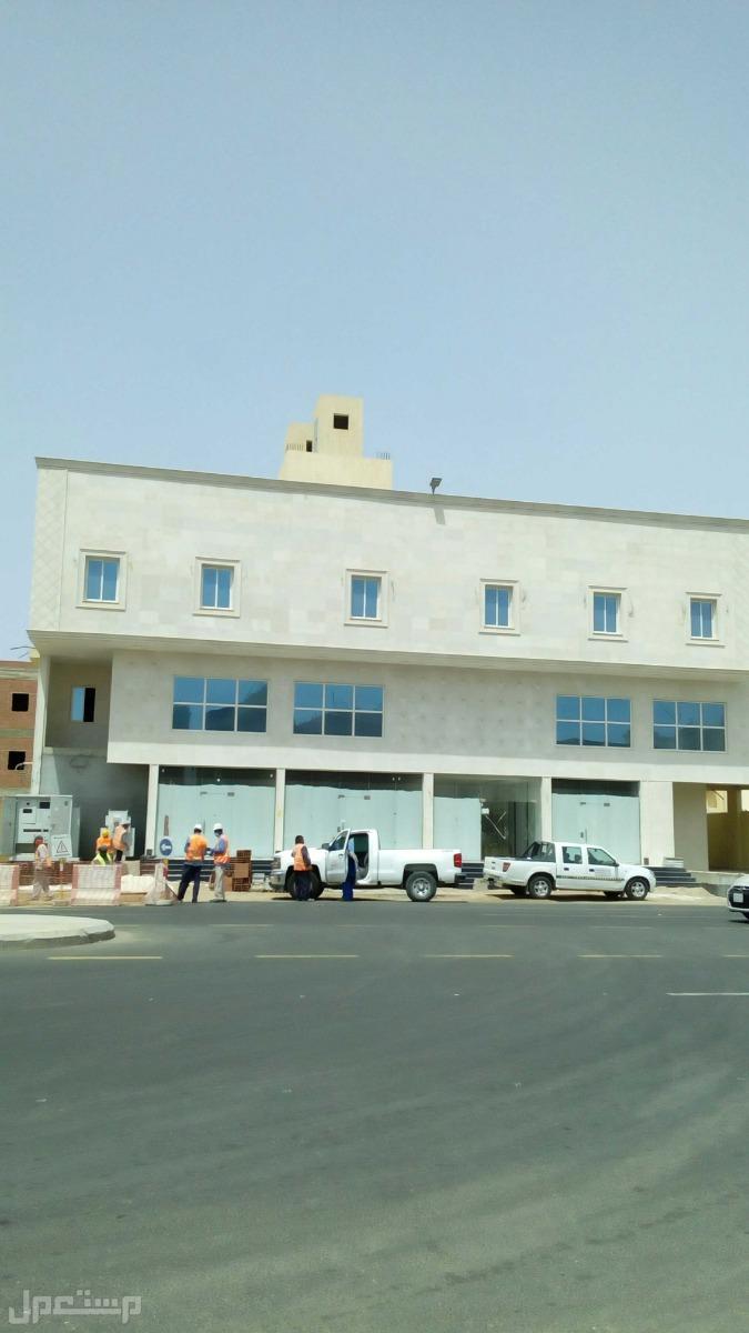 مبنى شقق مفروشة للايجار
