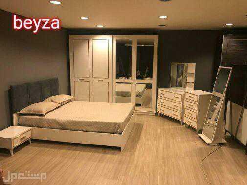 غرف نوم مودرن من افخم انواع