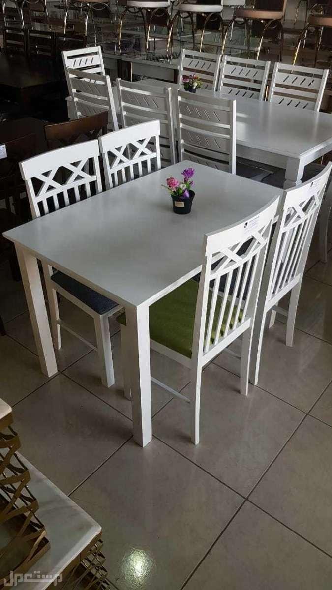 جديد البيت الأنيق طاولة طعام ظهر خشب من أجود أنواع الخشب موديل 2020