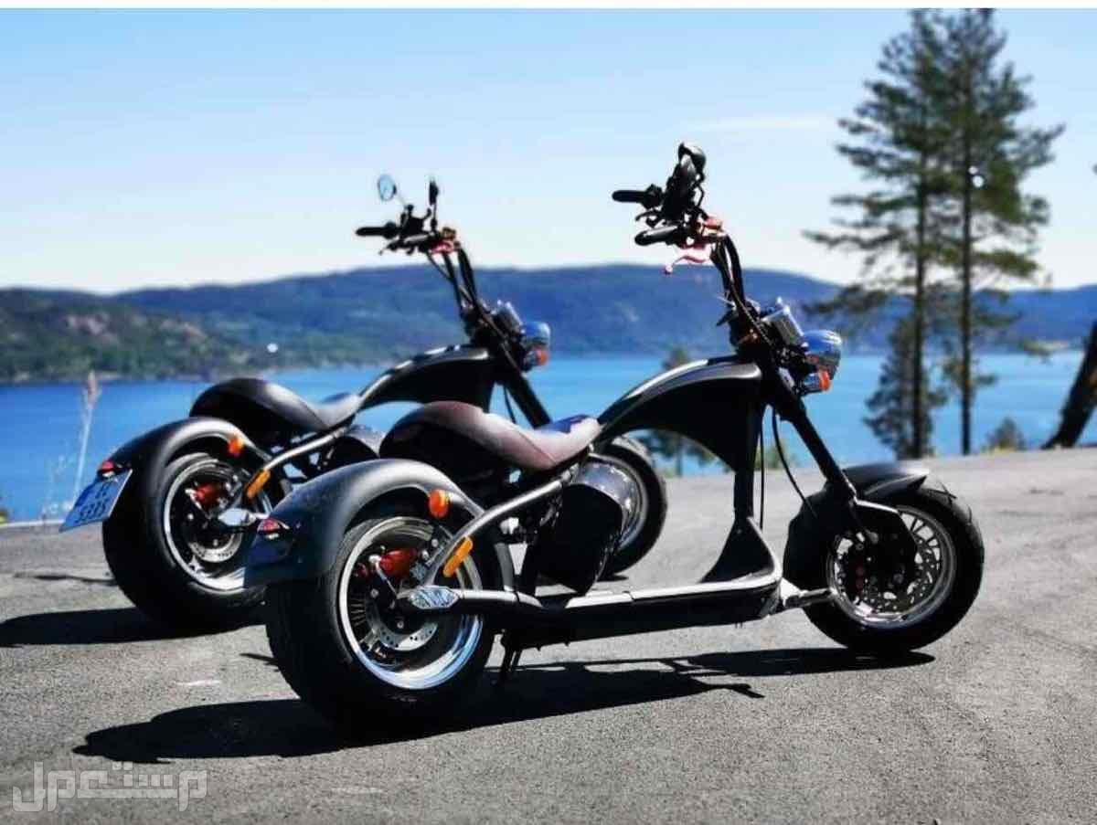 دراجات كهربائية