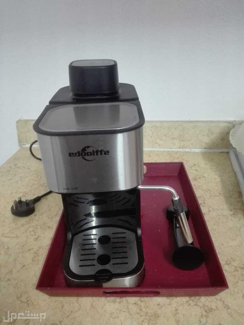 مكينة قهوة اسبريسو Edoolffe