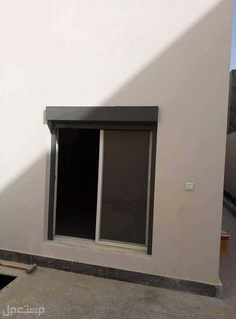 نوافذ المنيوم تصنيع وتركيب