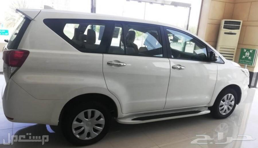 تويوتا - إنوفا السيارة العائلية - 2020 - سعودي