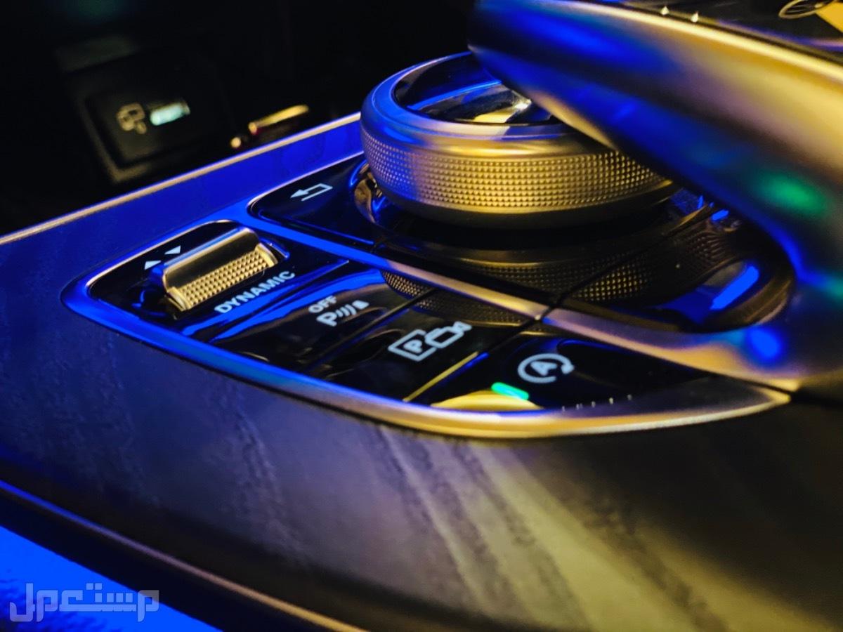 مرسيدس E200 AMG موديل 2020
