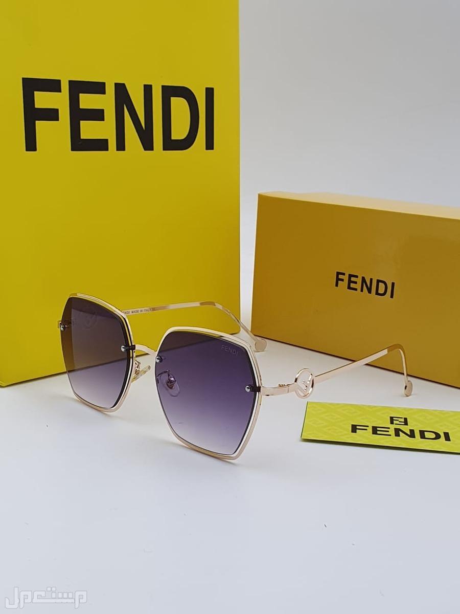 نظارات FENDI المميزة لا يفوتكم