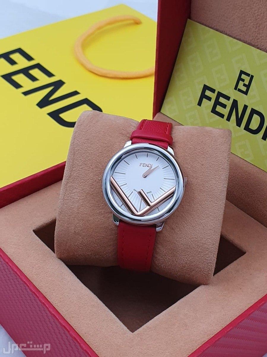 ساعات FENDI المميزة لا يفوتكم