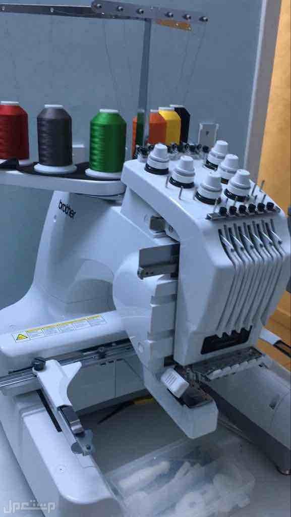 مكينة تطريز كمبيوتر ماركة بروذر ياباني للبيع
