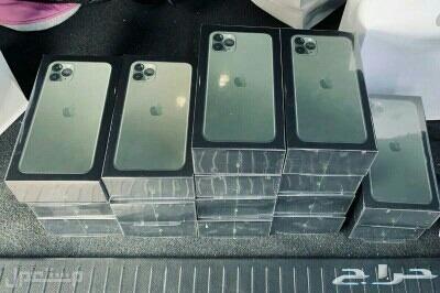 متوفر لدينا جوالات الايفون 11 برو سعة 256 جيجا.  السعر 3900 ريال  الضمان ..