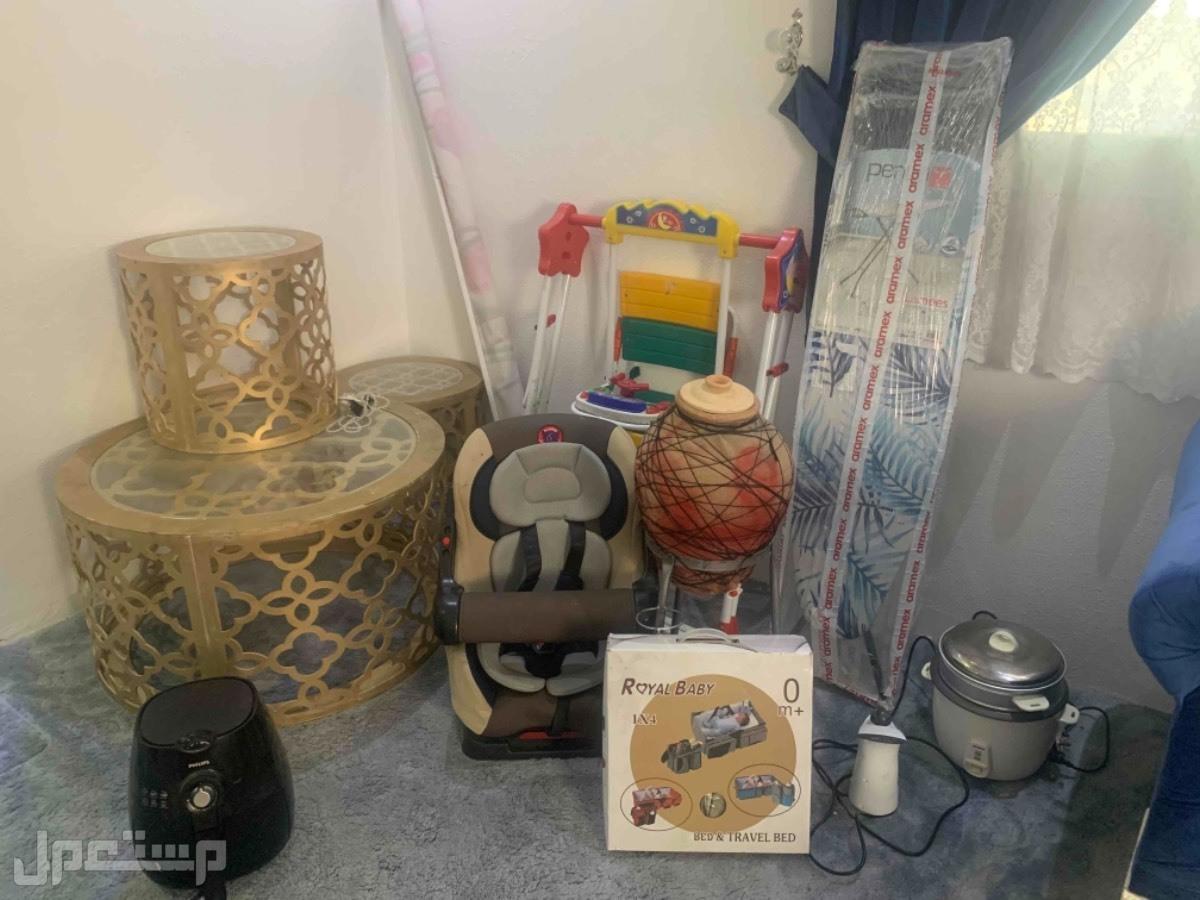 قلاية هوائية-طباخة رز-طاولات زينه- للبيع