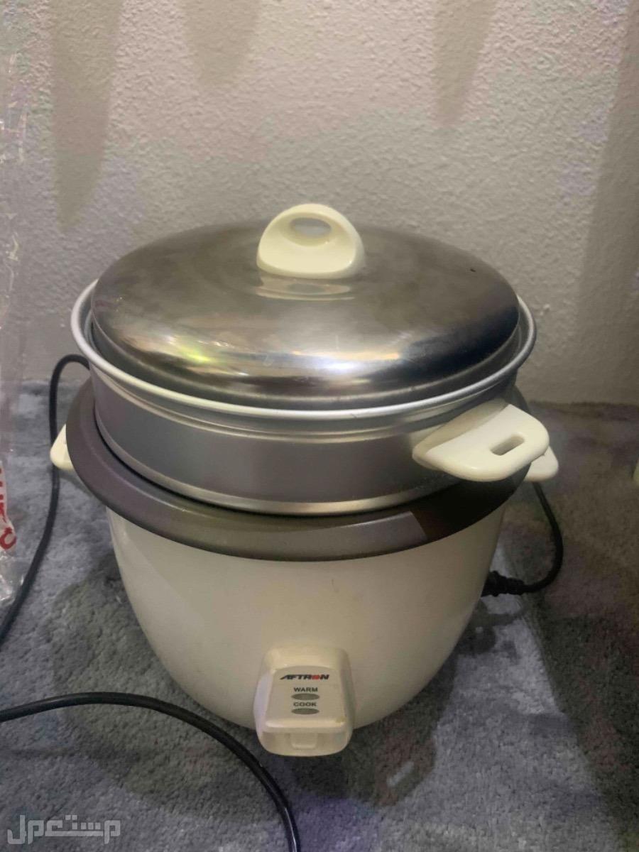 قلاية هوائية-طباخة رز-طاولات زينه- طباخة رز وخضار