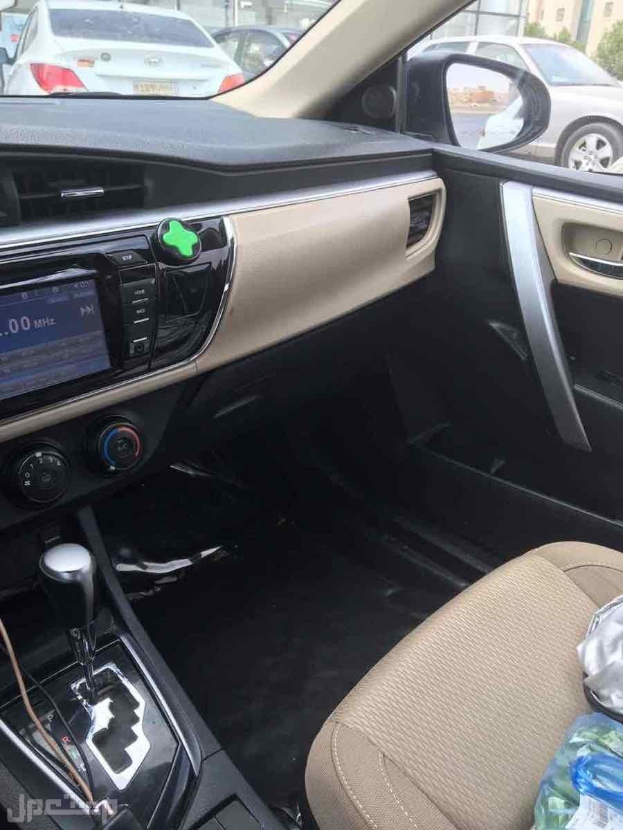 سيارة .. كورولا 2016