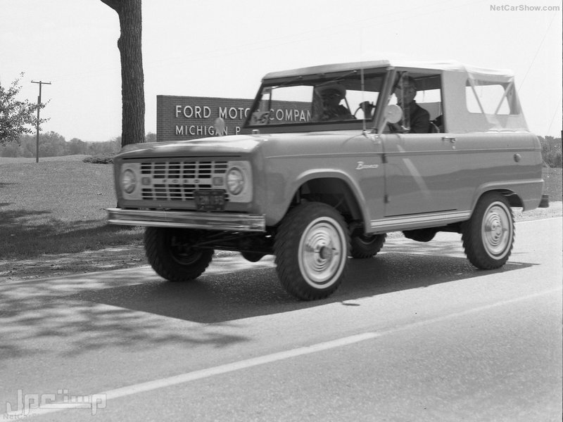 Ford Bronco Roadster (1966)
