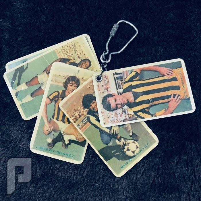 ميدالية مفاتيح لاعبين الاتحاد قديمه