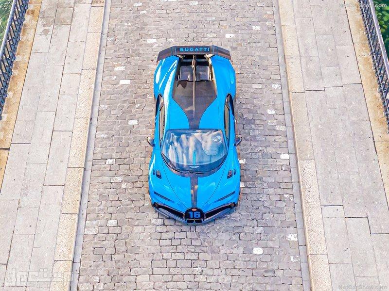Bugatti Chiron Pur Sport (2021)