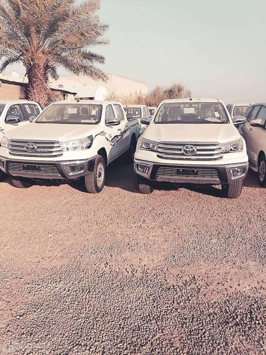 متوفر جميع سيارات تويوتا 2020 وكاله سعودي باقل الاسعار
