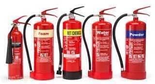 توريد وتركيب اجهزة الانذار واطفاء الحريق