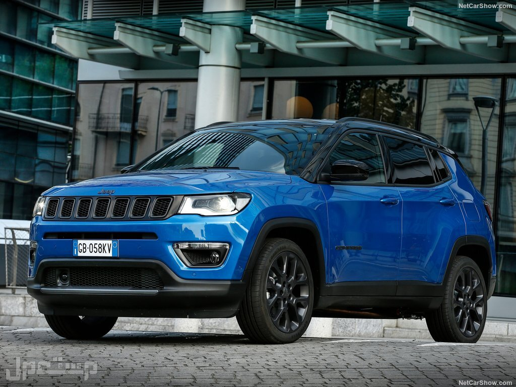 Jeep Compass 4xe (2021)