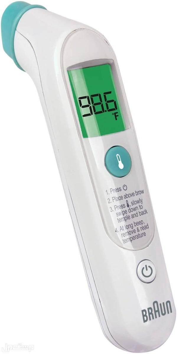 براون ترمومتر  الحرارة بدون تلامس