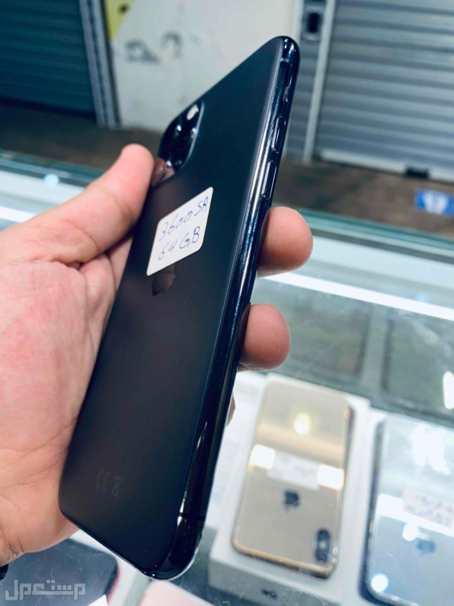 للبيع ايفون 11 برو 64 مستخدم